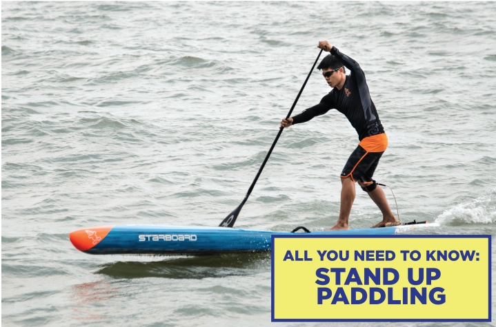 Everything You Need to Know about Stand Up Paddling in Singapore