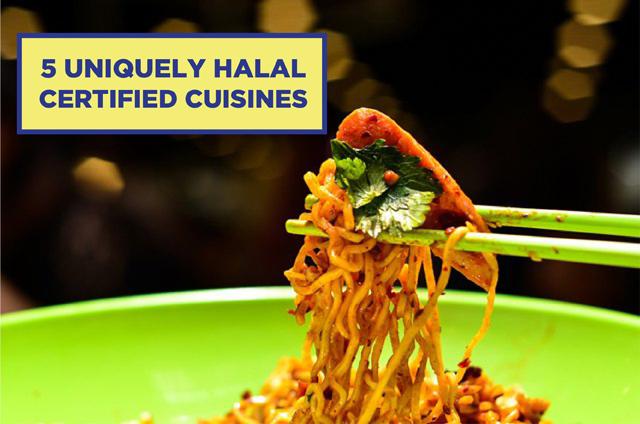 5 Uniquely Halal CertifiedCuisines