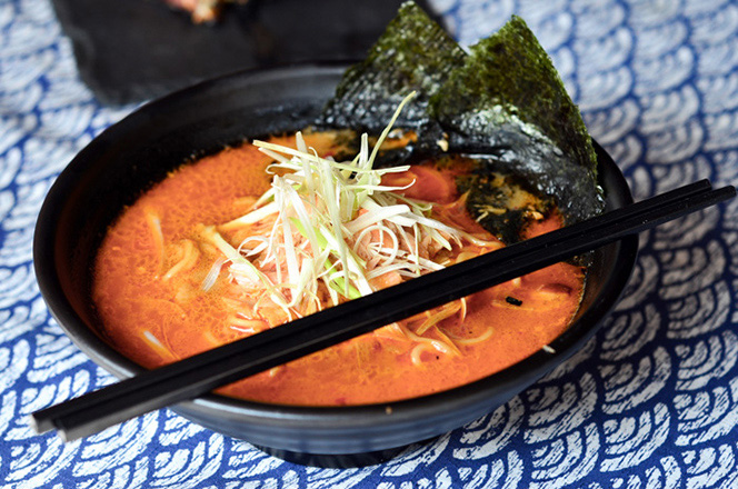 halal japanese ramen