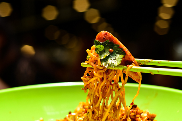halal chinese cuisine mala paya lebar food photography