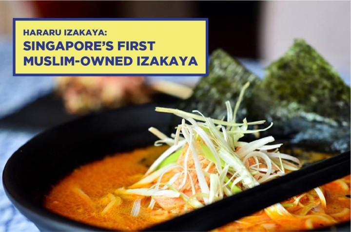 Haráru Izakaya: Singapore's First HalalIzakaya