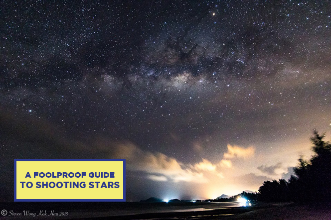 Shooting star heraldry guide