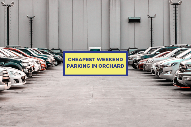 Cheapest Weekend Car Park in orchard