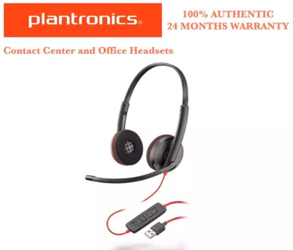 Plantronics Blackwire 3200 Headset Microphone