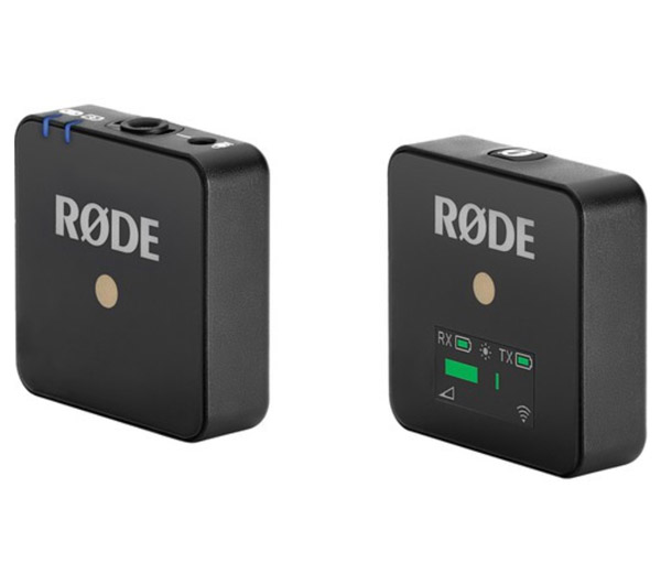 Rode Wireless Go Microphone
