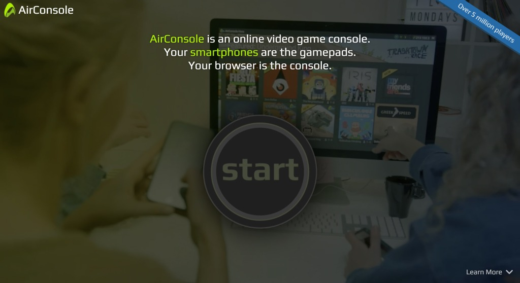 Multiplayer games with friends