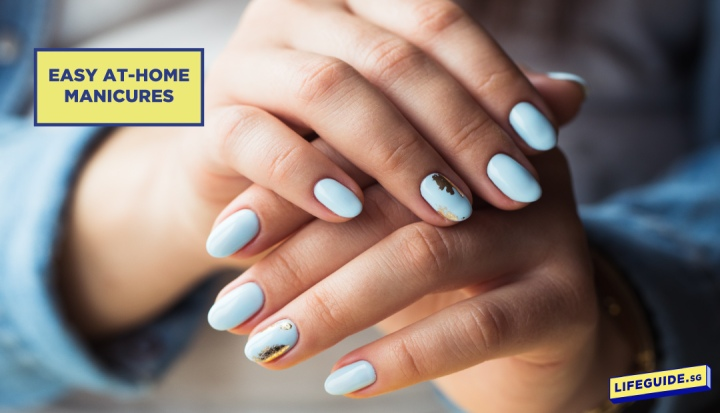 Manicure At Home Gel Nail Polish