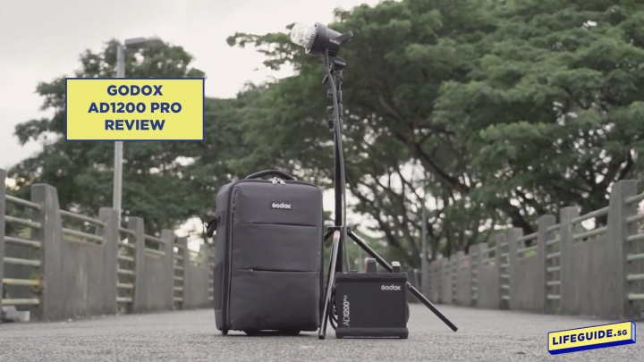 Lifeguide Tech Show: Godox AD1200 Pro Review