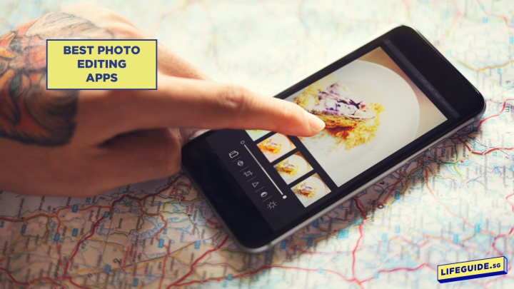5 Best Photo Editor Applications to Download on your Phone