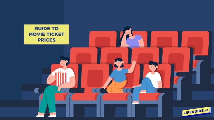 The Ultimate Guide to Movie Ticket Prices in Singapore