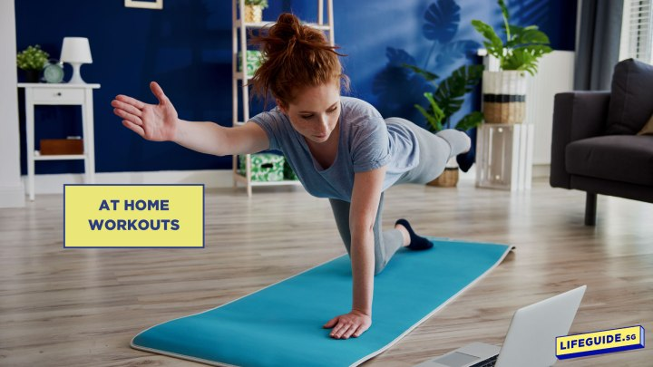 Home Exercise Routine No Equipment